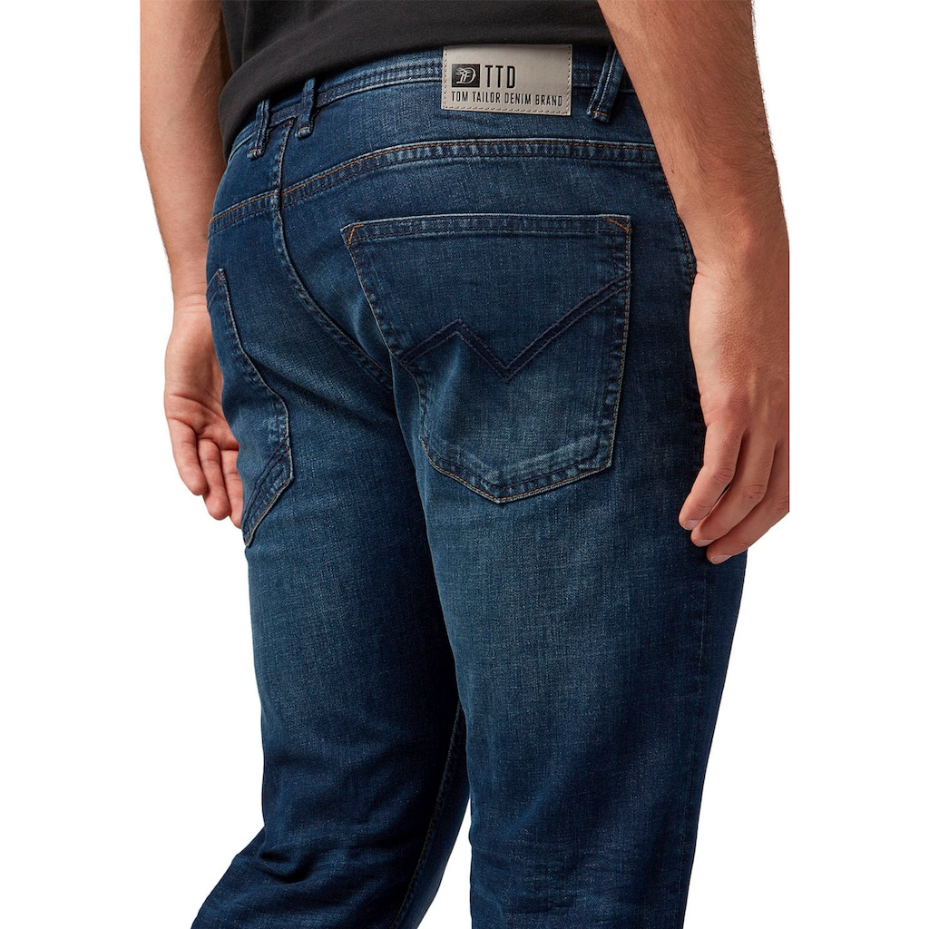 TOM TAILOR Denim 5-Pocket-Jeans »PIERS«