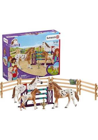 Schleich® Spielwelt »Horse Club, Lisas Turnier-Training (42433)«, Made in Europe kaufen