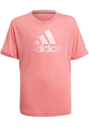 adidas Performance T-Shirt »G FI Logo Tee« kaufen