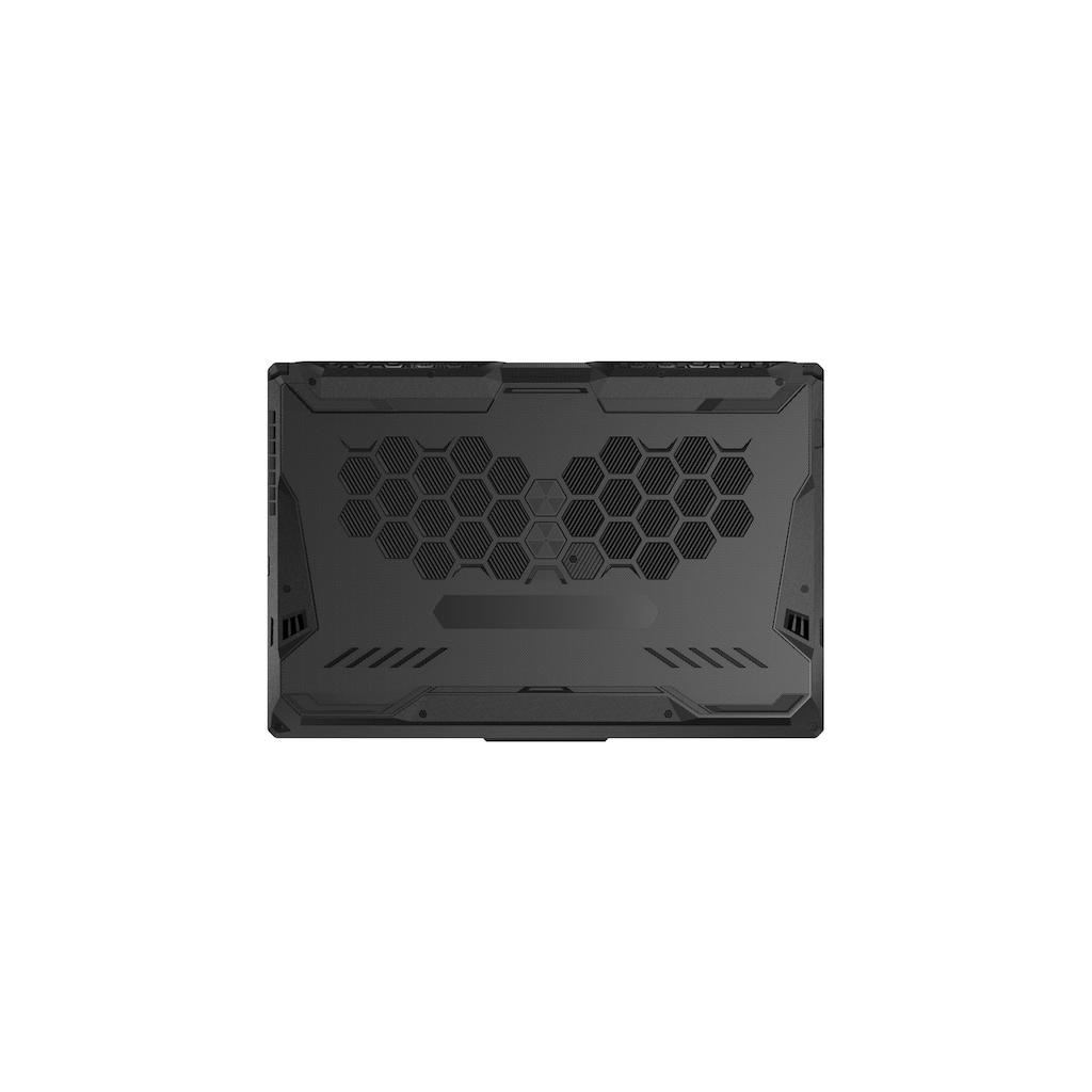 """Asus Gaming-Notebook »TUF Gaming A17 (FA706II-H7024T«, (43,94 cm/17,3 """" AMD Ryzen 7 GeForce GTX 1650 Ti\r\n 512 GB HDD 512 GB SSD)"""