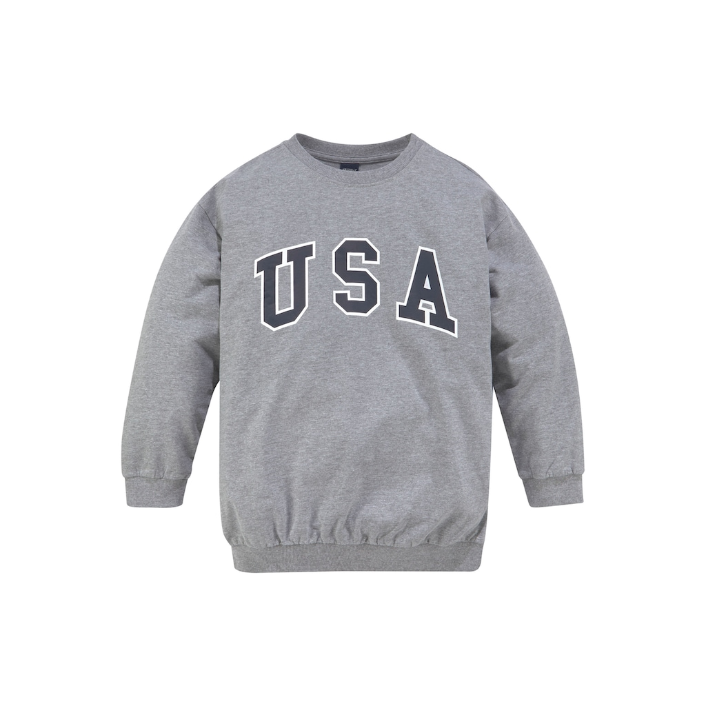 Arizona Sweatshirt, extra weite Passform