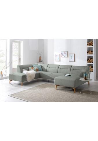 andas Wohnlandschaft »Kiruna«, bequemer Sitzkomfort kaufen