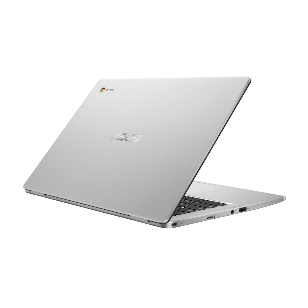 Asus Notebook »ASUS Chromebook C423NAEB0020«, ( Intel Celeron \r\n 4 GB HDD 32 GB SSD)