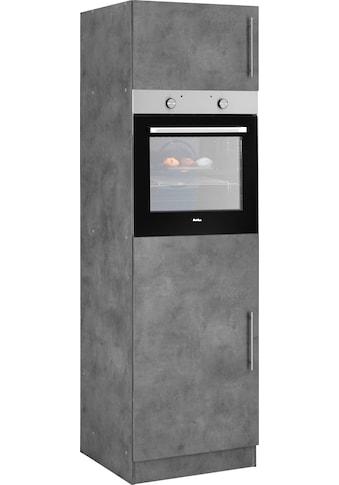 wiho Küchen Backofen/Kühlumbauschrank »Cali«, 60 cm breit kaufen