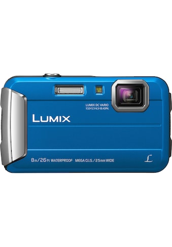 Panasonic Outdoor-Kamera »Lumix DMC-FT30«, Full HD, 4x opt. Zoom kaufen
