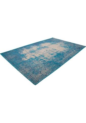 Teppich, »Cancun 404«, LALEE, rechteckig, Höhe 10 mm, maschinell gewebt kaufen
