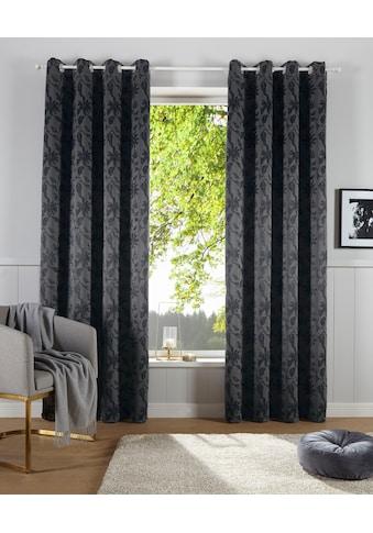 Guido Maria Kretschmer Home&Living Verdunkelungsvorhang »Gaspar«, blickdicht, gewebt,... kaufen