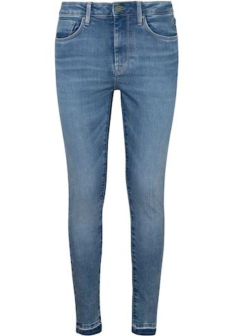 Pepe Jeans Röhrenjeans »REGENT«, im 5-Pocket-Stil mit hoher Leibhöhe kaufen