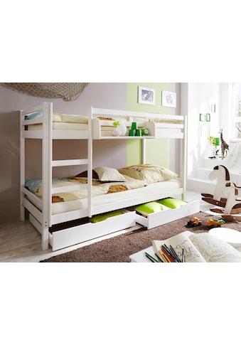 Ticaa Etagenbett »René« kaufen