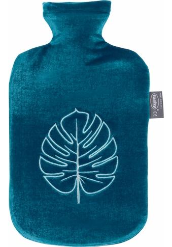 Fashy Wärmflasche »67358 60«, mit Palmblattstickerei kaufen