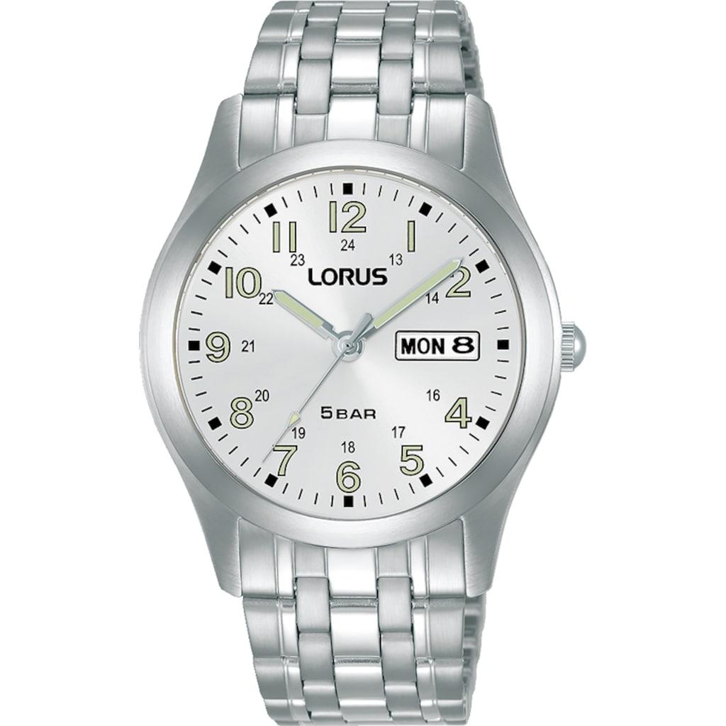 LORUS Quarzuhr »RXN75DX9«