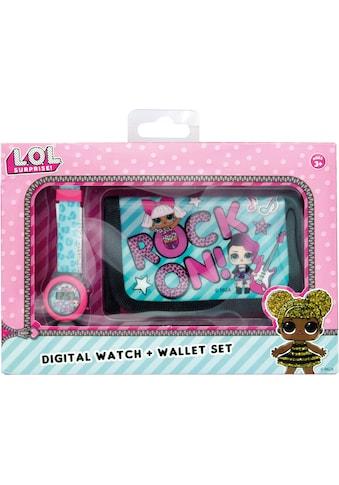 Joy Toy Digitaluhr »L.O.L. Surprise , 22070« acheter