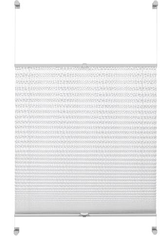 GARDINIA Plissee »EASYFIX Plissee Ausbrenner-Stoff Dots«, Lichtschutz, ohne Bohren,... kaufen