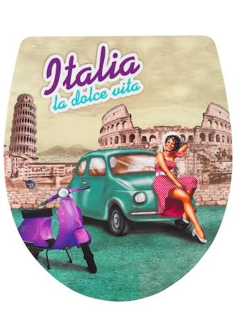 ADOB WC-Sitz »Imola La Dolce Vita«, Mit Absenkautomatik kaufen