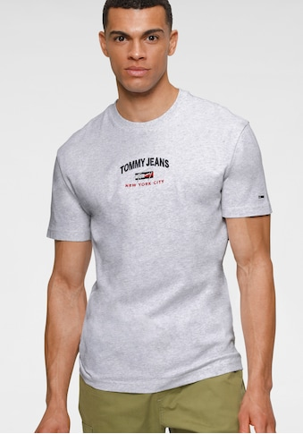 Tommy Jeans T-Shirt »TJM TIMELESS TOMMY SCRIPT TEE« kaufen