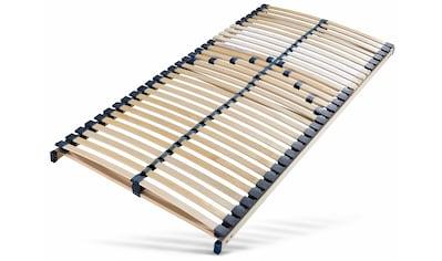 Breckle Lattenrost »Manao Fix 30 Leisten«, 30 Leisten, Kopfteil nicht verstellbar,... kaufen