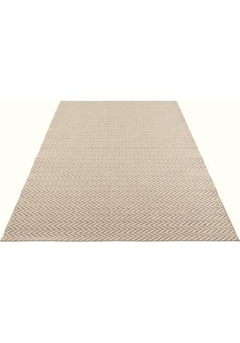 ELLE DECORATION Teppich »Caen«, rechteckig, 8 mm Höhe, In- und Outdoor geeignet,... kaufen