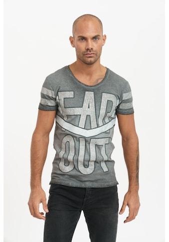 trueprodigy T-Shirt »Brandon«, mit grossem Frontprint kaufen