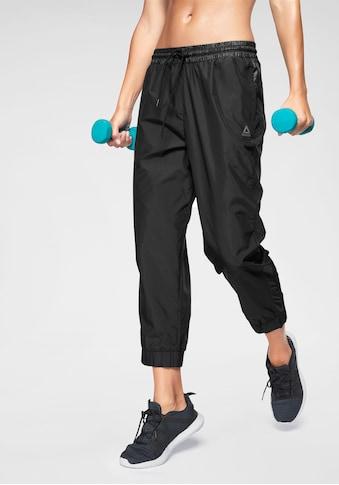 Reebok Sporthose »WOR WOVEN PANT« kaufen