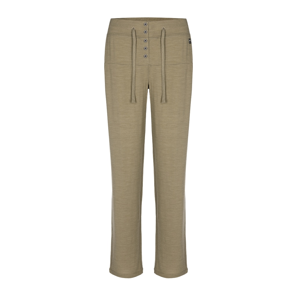 SUPER.NATURAL Jogginghose »W COMFORT PANTS«, bequemer Merino-Materialmix