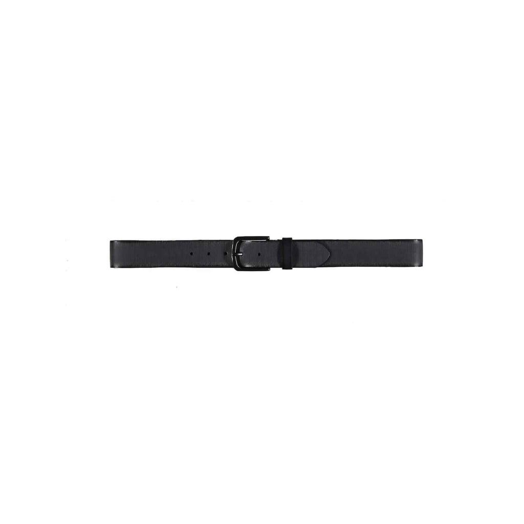 Engbers Ledergürtel, mit schwarzer Schliesse