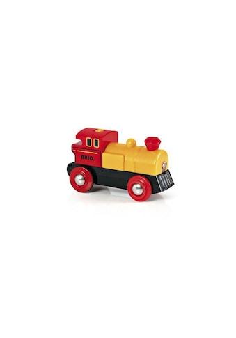 BRIO® Spielzeugeisenbahn-Lokomotive »Gelbe Batterielok« kaufen