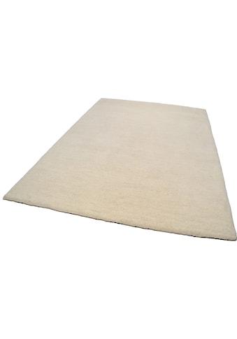 THEKO Wollteppich »Amravati«, rechteckig, 28 mm Höhe, reine Wolle, echter Berber,... kaufen