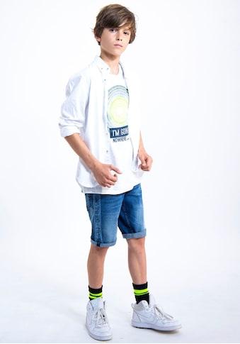 Garcia T - Shirt »I´M GOING NOWHERE« kaufen