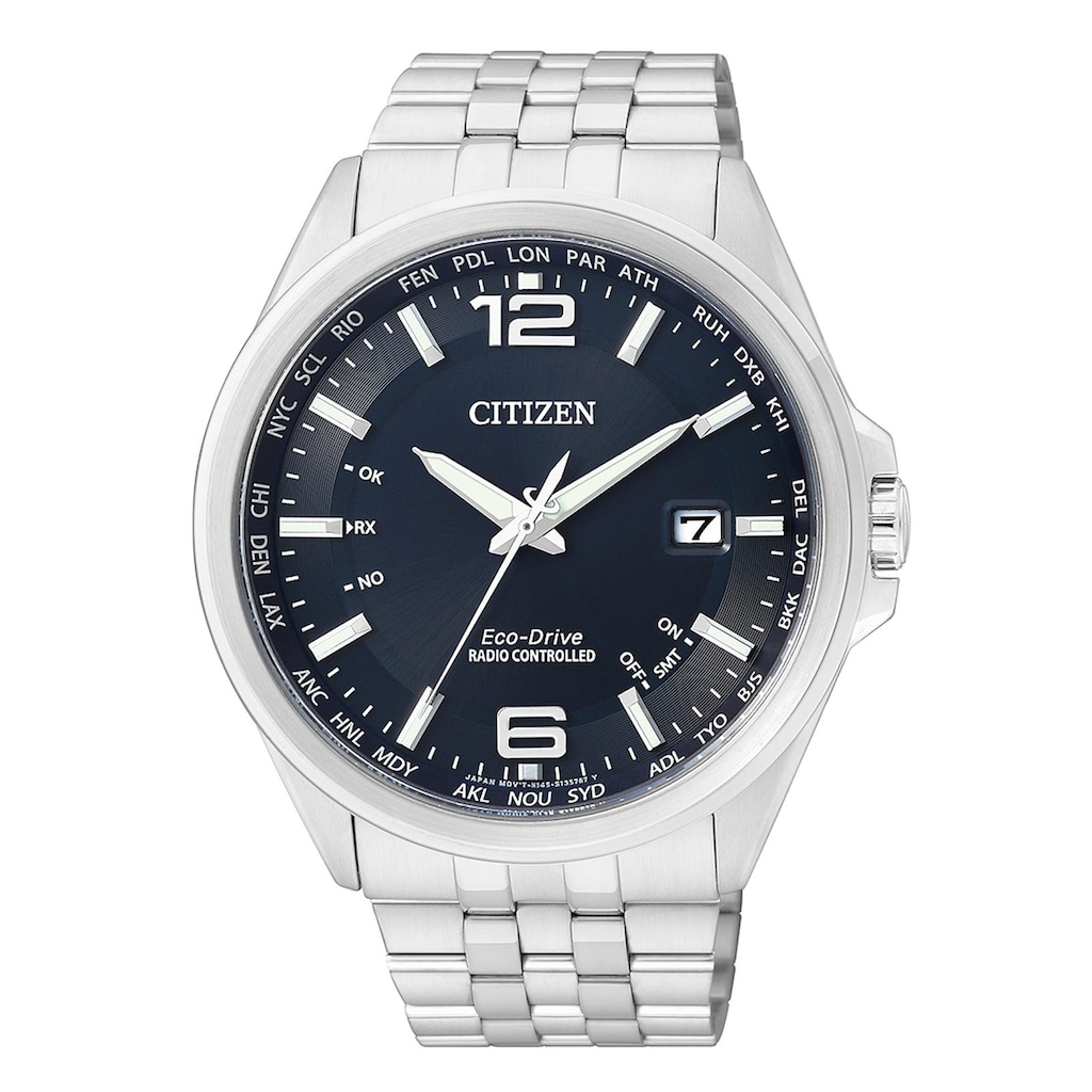 Citizen Funkuhr »CB0010-88L«
