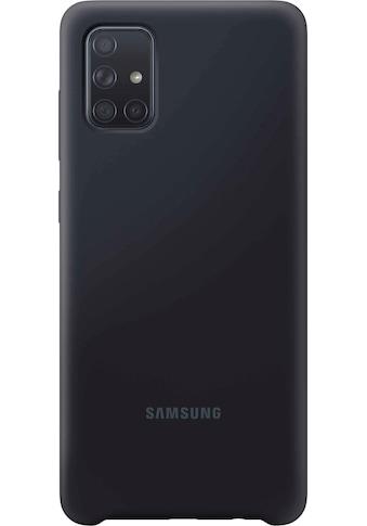 Samsung Smartphone-Hülle »EF-PA715 Silicone Cover für Galaxy A71«, Galaxy A71 kaufen