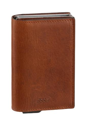Joop! Kartenetui »loreto c-one e-cage sv8o«, aus Leder kaufen