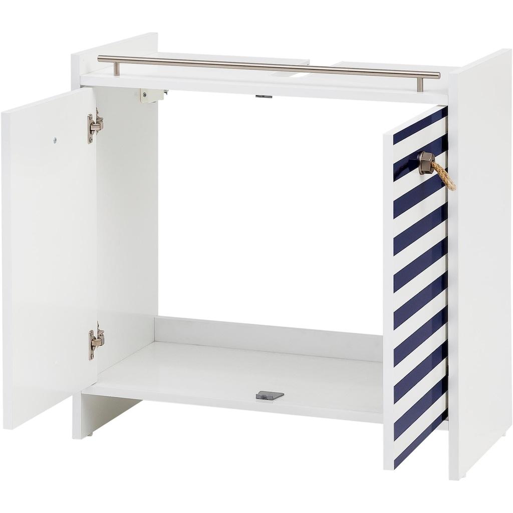 Schildmeyer Waschbeckenunterschrank »Sailor«