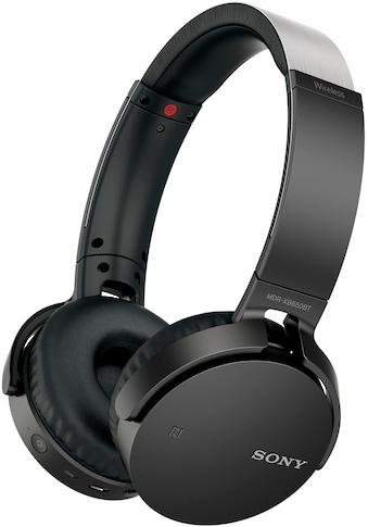 Sony »MDR - XB650BTB« On - Ear - Kopfhörer kaufen