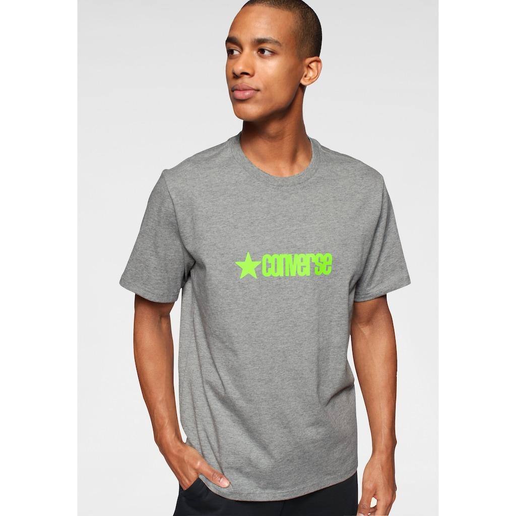 Converse T-Shirt »RETRO FONT WORDMARK SS TEE«