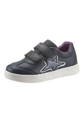 Geox Kids Sneaker »J Djrock Girl«, mit doppeltem Klettverschluss kaufen