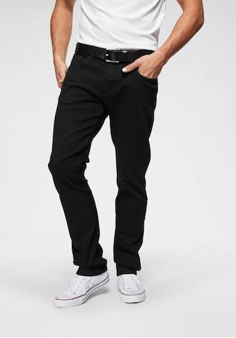 camel active Straight - Jeans »HOUSTON« kaufen