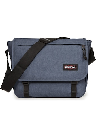 Eastpak Messenger Bag »DELEGATE+, Crafty Jeans«, mit Laptopfach, enthält recyceltes... kaufen