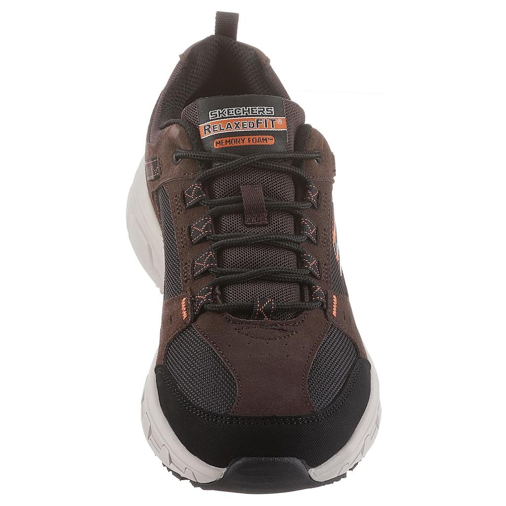 Skechers Sneaker »Oak Canyon«, mit bequemer Memory Foam-Ausstattung