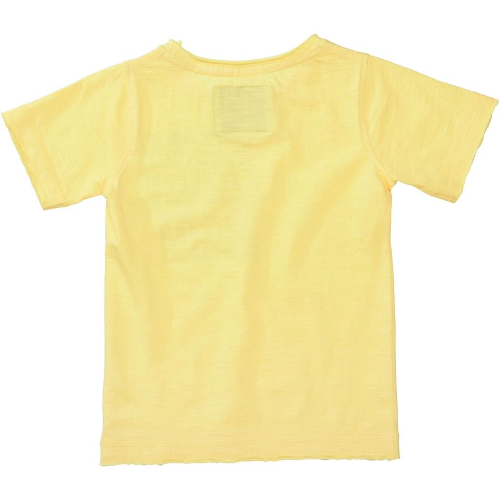 BASEFIELD T-Shirt »EARTH AND SKY«