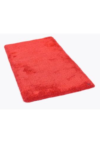 TOM TAILOR Hochflor-Teppich »Soft«, rechteckig, 35 mm Höhe, handgetuftet, super weich... kaufen