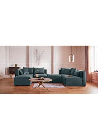 Guido Maria Kretschmer Home&Living Wohnlandschaft »Marble«, zusammengesetzt aus... kaufen
