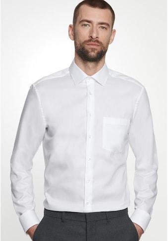 seidensticker Businesshemd »Regular«, Regular Langarm Kentkragen Uni kaufen