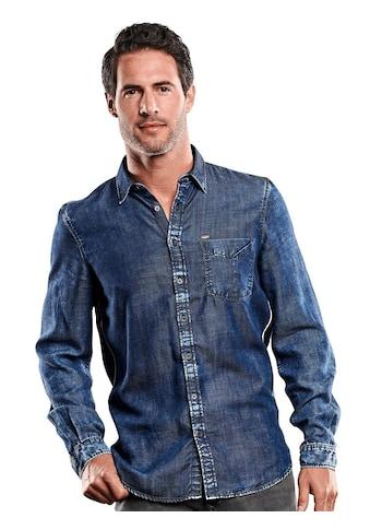 Engbers Hemd Jeans-Optik kaufen