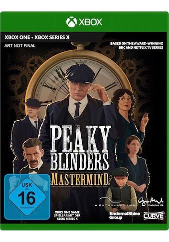 Curve Digital Spiel »Peaky Blinders: Mastermind«, Xbox One kaufen