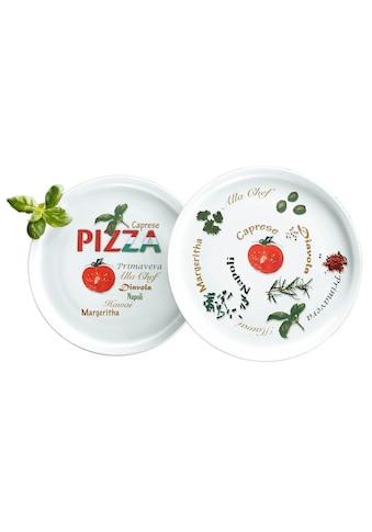 Retsch Arzberg Pizzateller »Italia«, (6 St.), Porzellan kaufen