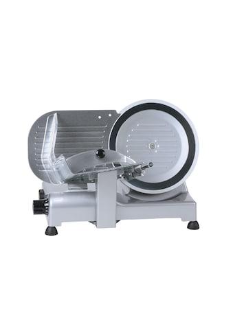 Schneidemaschine, Silberfarben, OHMEX, »Lusso 195 GL« kaufen