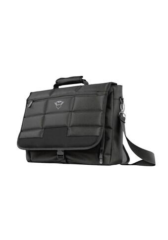 """Trust Laptoptasche, Einschubtasche, Notebookfach für 16"""", Reissverschlussvortasche kaufen"""