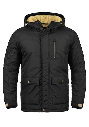 REDEFINED REBEL Winterjacke »Maher«, warme Jacke mit hochabschliessendem Kragen kaufen