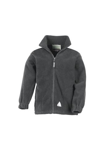Result Fleecejacke »Kinder Active Fleece-Jacke Mit Reissverschluss« kaufen
