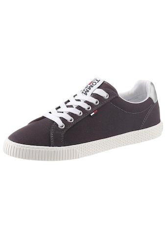 Tommy Jeans Sneaker »HAZEL 1C1«, mit Kontrastbesatz an der Ferse kaufen